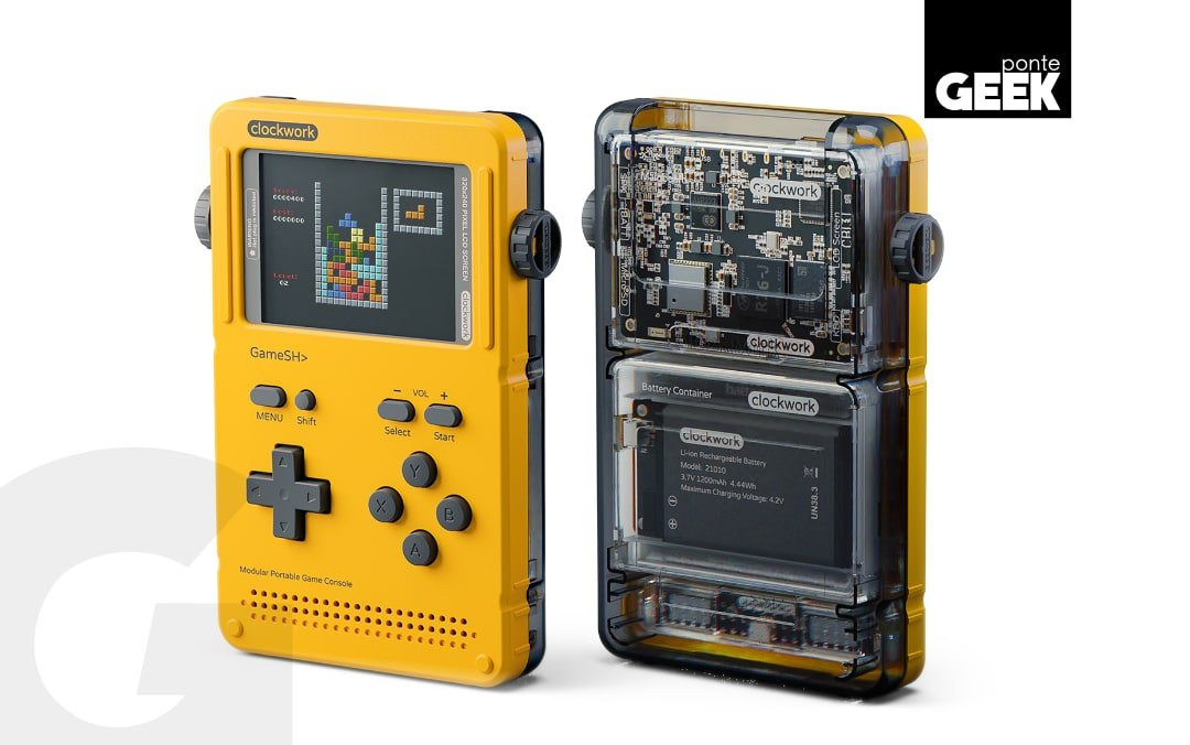 GameShell Kit