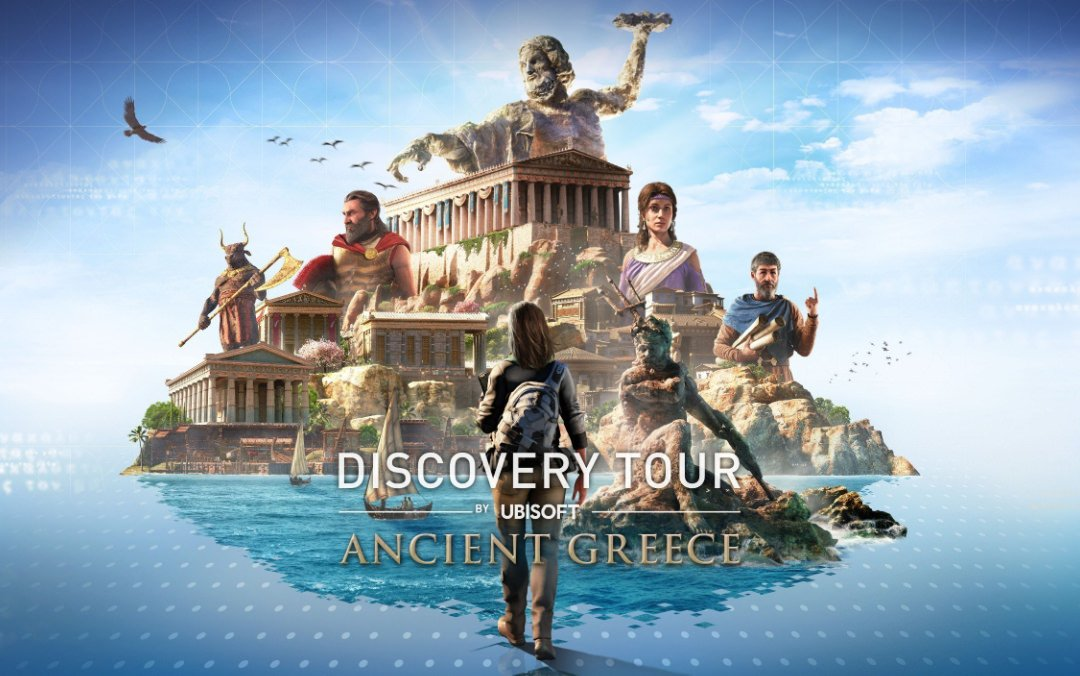 Discovery ancient greece