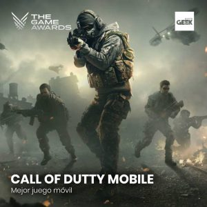 Call Of Dutty Mobile - Mejor juego móvil