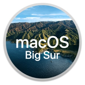 Mac OSX Big sur